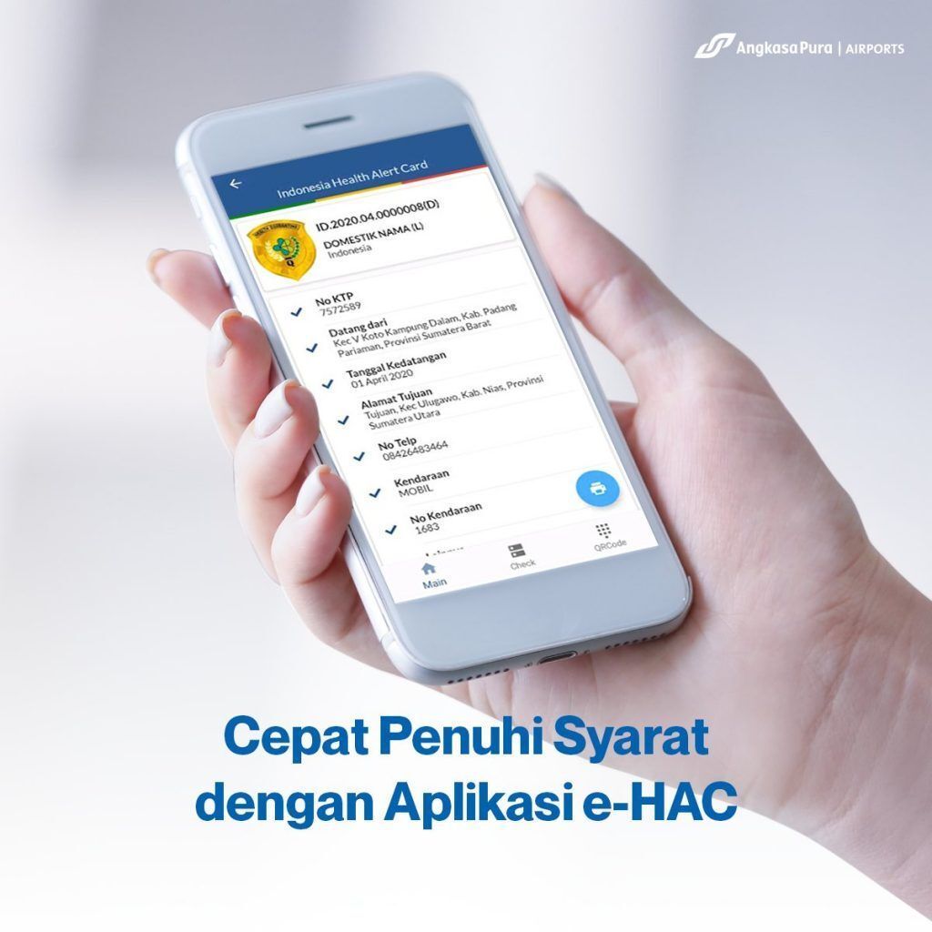 Aplikasi E-HAC