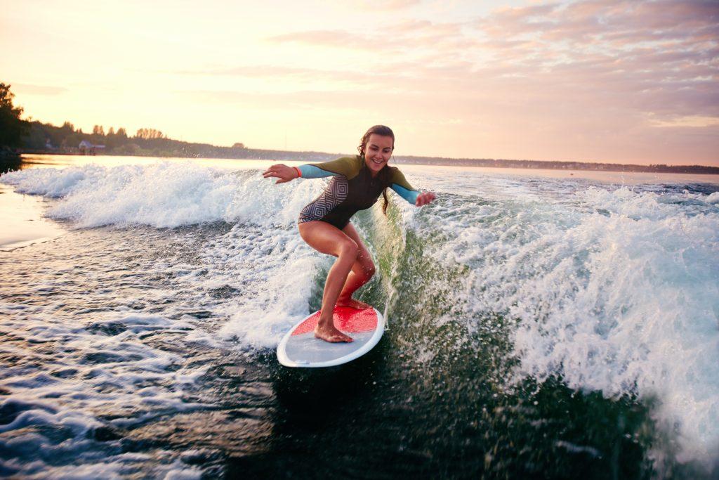 Olahraga Surfing